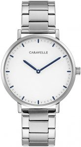 Caravelle Designed by Bulova Dress Watch