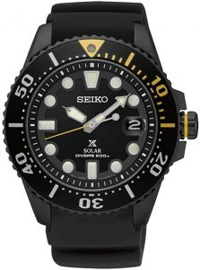 Seiko Prospex Divers Solar Men's Watch