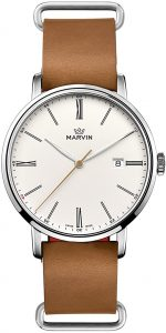 Classic Swiss Made Marvin Watch