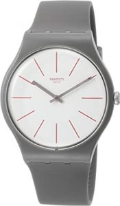 Swatch Greensounds White Dial Watch