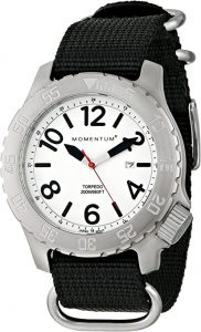 Momentum Men's Torpedo Diving Watch