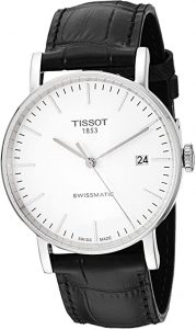 Tissot Mens Swiss Automatic Stainless Steel Casual Watch