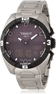 Tissot T-Touch Solar Men's Watch