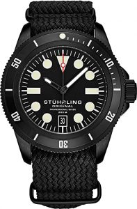 Stuhrling Diving Watch for Mens