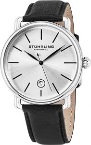 Stuhrling Original Analog Date Watch