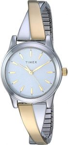 Timex Stretch Bangle Crisscross Watch